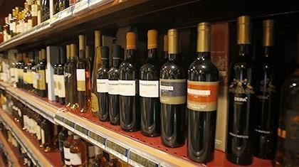 Assortimento: Vini e liquori