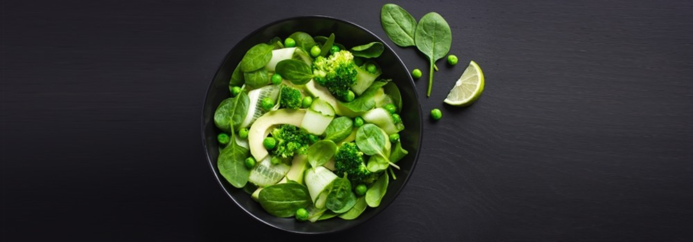 Il piacere dell'insalata