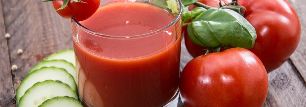 I segreti del succo di pomodoro