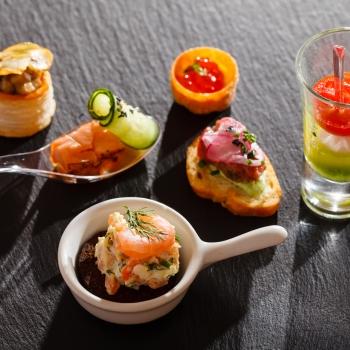 Notizie dal blog: Finger food: un po' più di un antipasto un po' meno di un piatto