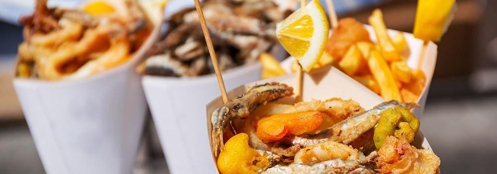 Street  food: Italia sul tetto del mondo