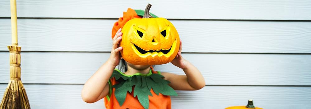 ... e tu sei pronto per Halloween?