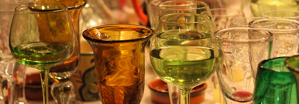 Notizie dal blog: Bicchieri, mica facile!