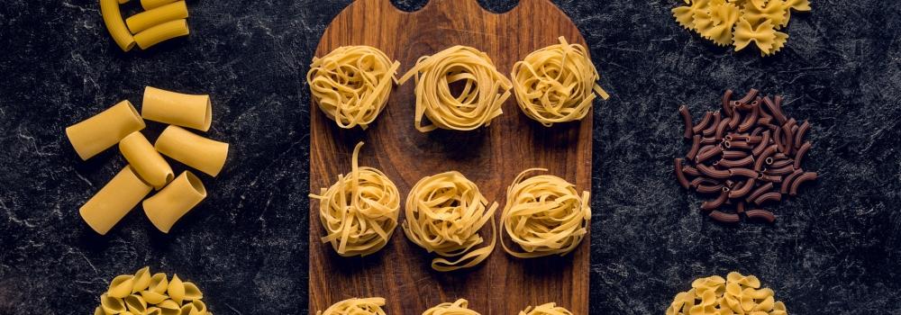 L'evoluzione della pasta