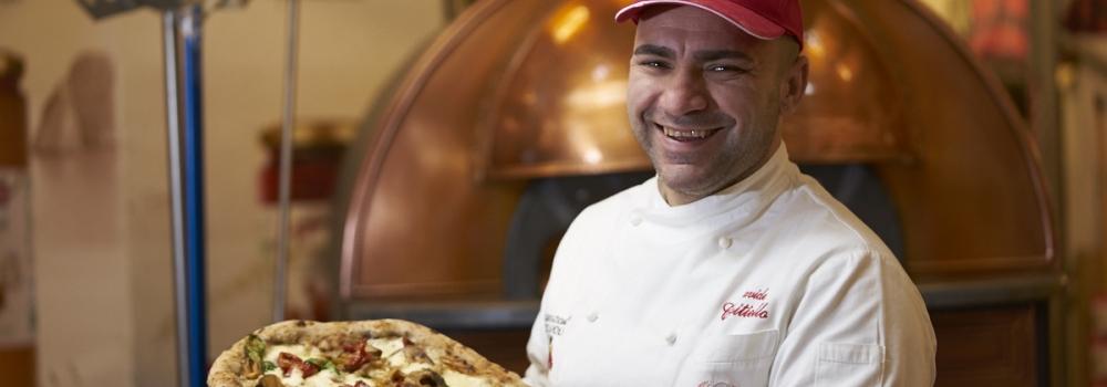 Le pizze di Davide Civitiello - Ecco la Cuor di Cereali