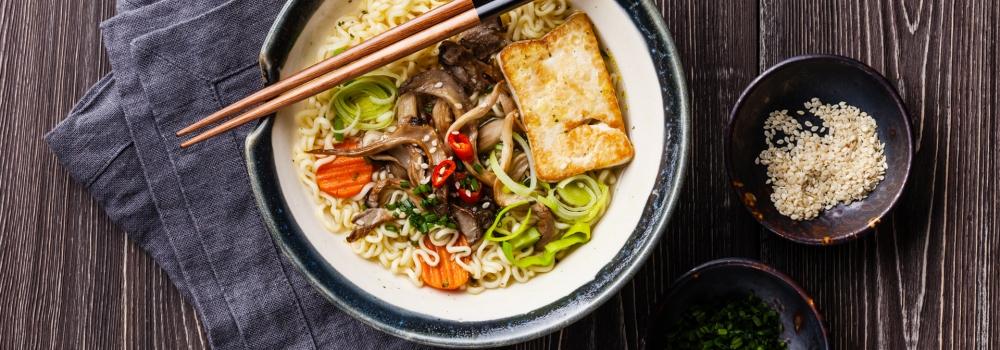 La cucina orientale, tra spezie, verdure e tradizione!
