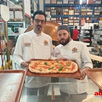 Notizie dal blog: I maestri della Pizza a Metro