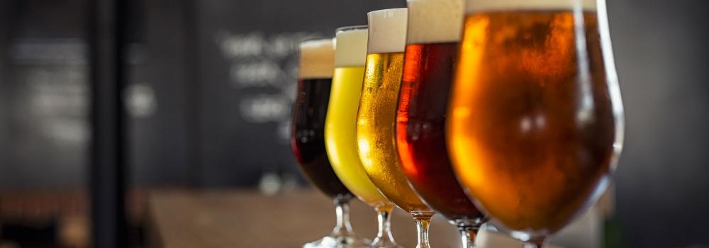 I grandi numeri della birra