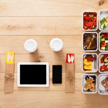 Notizie dal blog: La svolta del cibo a domicilio