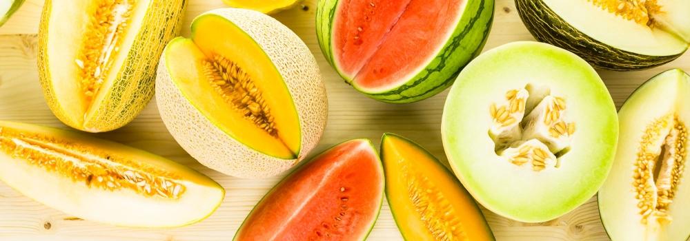 Anguria e melone non passano mai di moda!