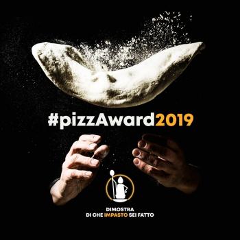 Notizie dal blog: Pizzaward 2019: i nuovi trend della pizza e il primo videocontest!