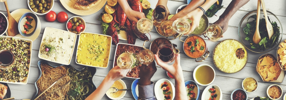 Il cibo è motore del mondo e delle relazioni