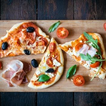 """Notizie dal blog: """"Troppe"""" pizze?  Scegli il tuo menu con cura!"""