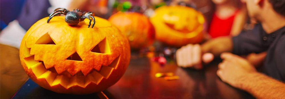 Scopri come prepararti al meglio per Halloween!