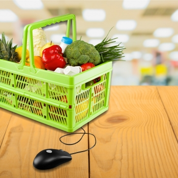 Notizie dal blog: Food e E-Commerce, un fenomeno in crescita
