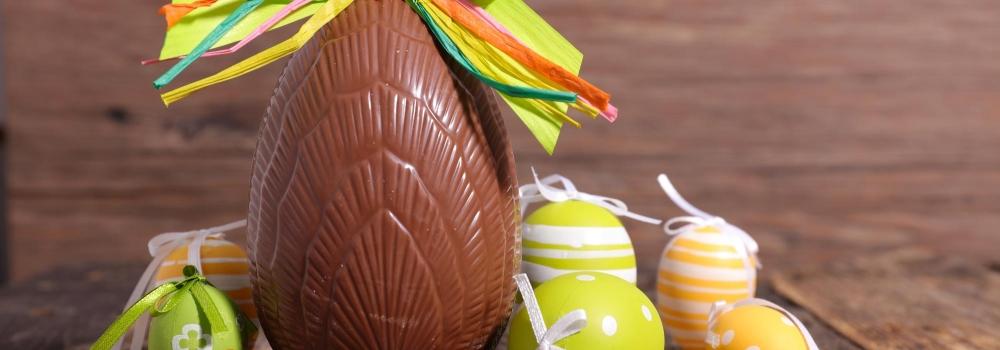 Alla scoperta delle uova di cioccolato!
