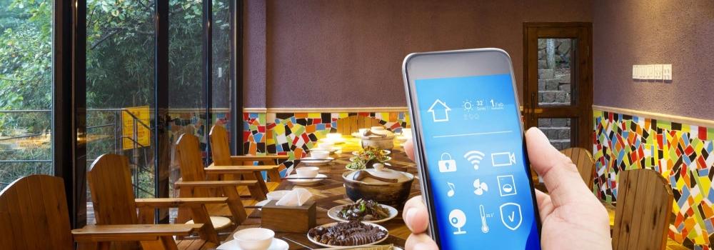 Notizie dal blog: Le nuove frontiere tecnologiche per Hotel e ristoranti
