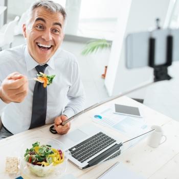 Notizie dal blog: Pausa Pranzo in ufficio: cibo sano non buoni pasto