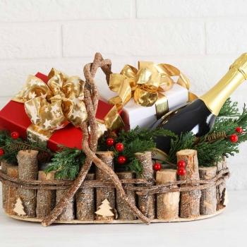 Notizie dal blog: Il cesto di Natale è sempre il regalo ideale!