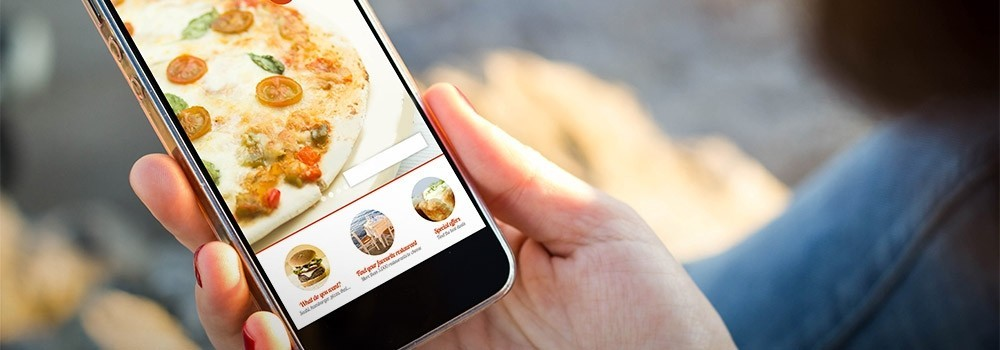 Cibo e tecnologia: le food app più gettonate