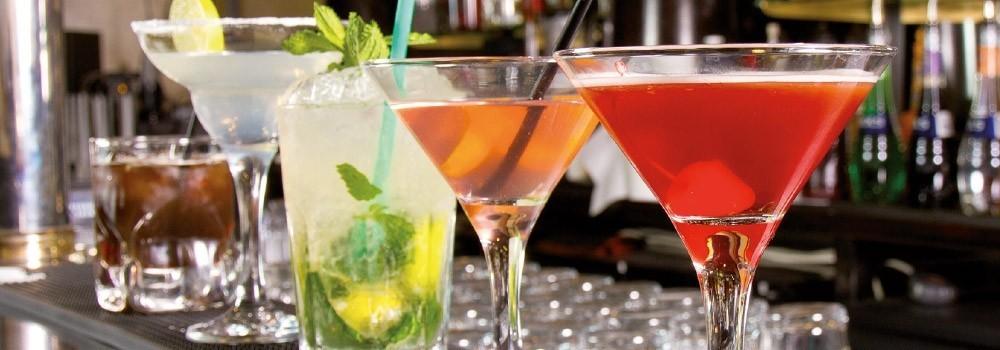 Le 5 tendenze dei cocktail 2016