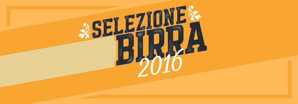 Selezione Birra 2016