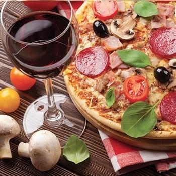 Notizie dal blog: Pizza e vino, la nuova frontiera dell'enogastronomia