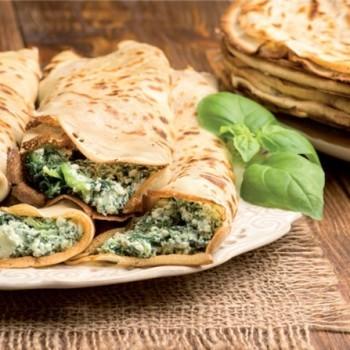 Notizie dal blog: I nuovi trend del gusto: le Crespelle Vegetariane