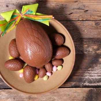 Notizie dal blog: Pasqua in arrivo, è tempo di uova di cioccolata.