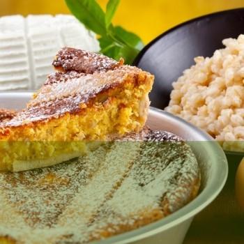 Notizie dal blog: Lapastiera, dolce tipico della pasticceria napoletana.