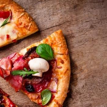 Notizie dal blog: La pizza contemporanea