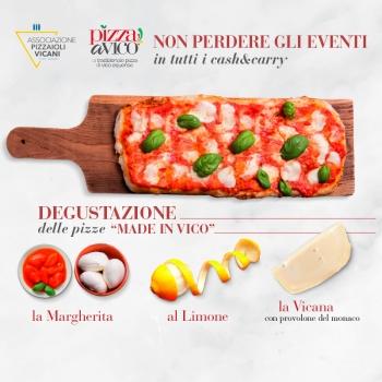 Notizie dal news: Vieni a scoprire la pizza Made in Vico