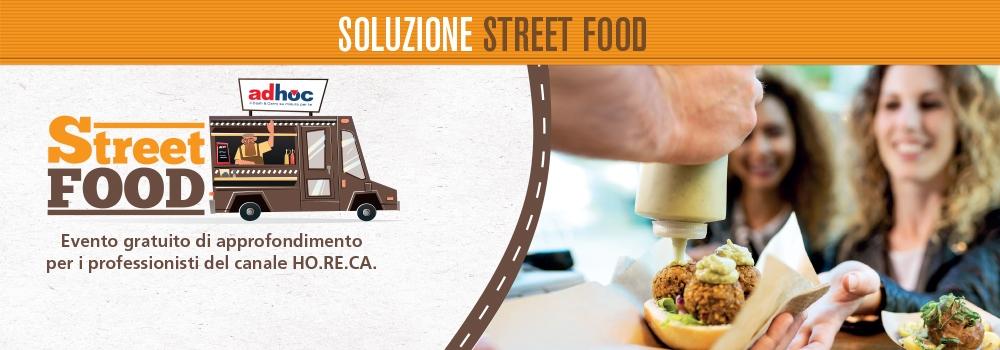 "Partecipa agli eventi ""Street Food"""