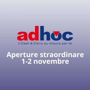 Notizie dal news: Aperture straordinarie 1-2 novembre 2019