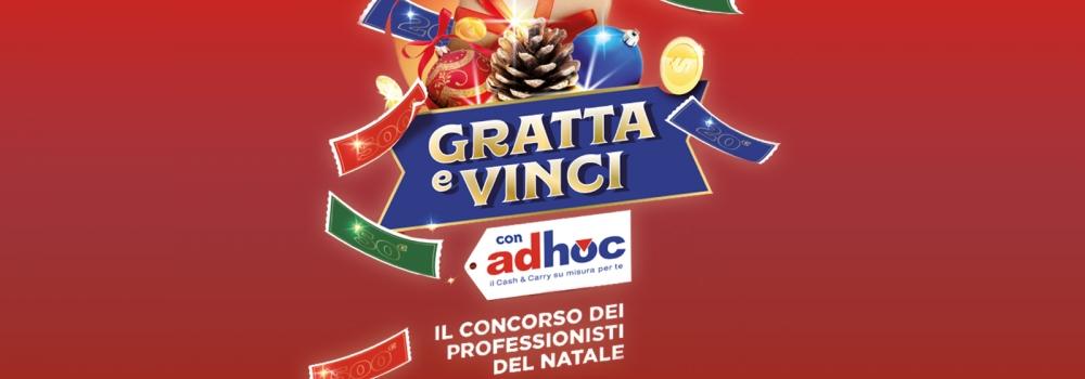 Sta arrivando il grande concorso di Natale!