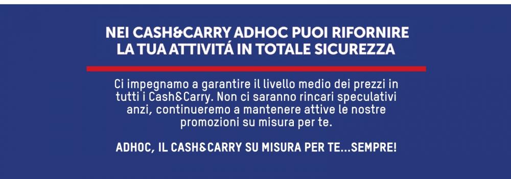 Notizie dal news: Adhoc resta operativo per ogni tua esigenza