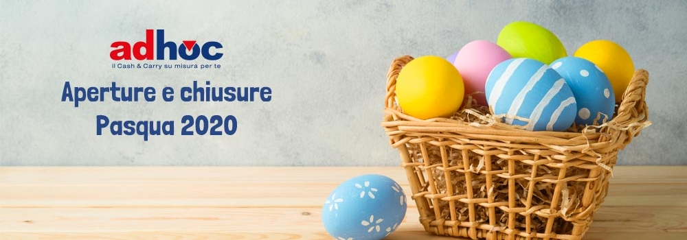 Notizie dal news: Orari Festività Pasqua 2020