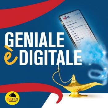 Notizie dal news: Geniale è digitale!