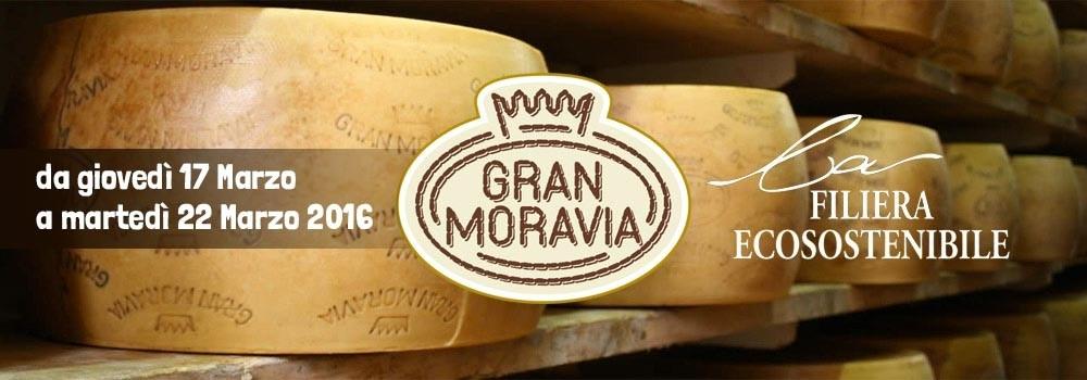 Tour promozionale Gran Moravia: Dal 17 Marzo al 22 Marzo 2016
