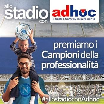 Notizie dal news: Adhoc premia i Campioni della professionalità