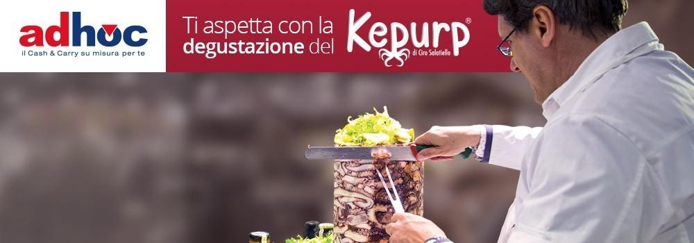 Evento Degustazione Kepurp: dal 10 al 18 giugno 2016