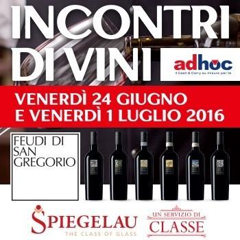 Notizie dal news: Incontri di vini da Adhoc