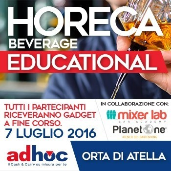 Notizie dal news: L'aggiornamento professionale per il settore Beverage