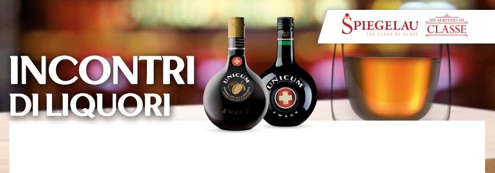 Incontri di Liquori - Degustazione Unicum