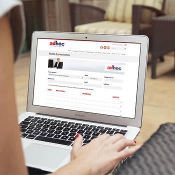 Notizie dal news: Modulo di prenotazione online