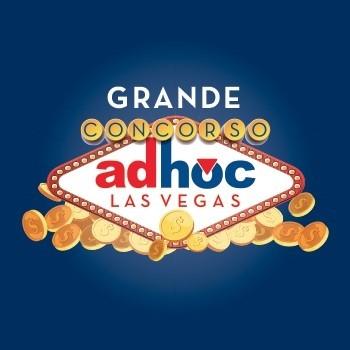Notizie dal news: Grande Concorso Adhoc Las Vegas!
