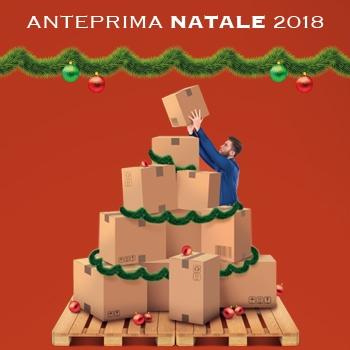 Notizie dal news: Anteprima Natale 2018