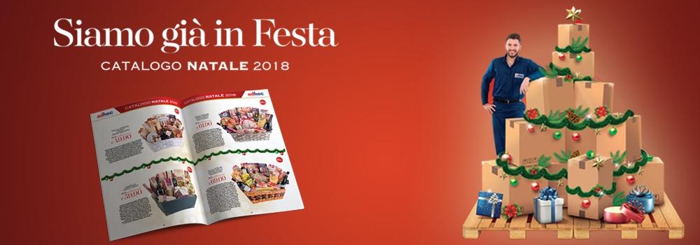 Notizie dal news: Catalogo di Natale 2018