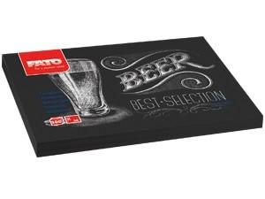 Fato tovaglietta birra vintage 30x40 pz 200