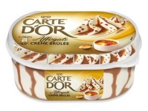 Carte d'or gelati variegati vari gusti - gr 500